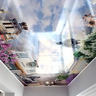 3D потолки Натяжные потолки Витебск