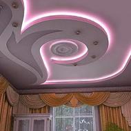 Парящие Натяжные потолки Витебск